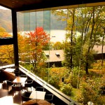 野尻湖ホテル エルボスコ、湖畔のホテルでのんびり散策