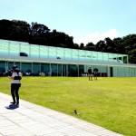 春、ドライブで行きたい横須賀美術館
