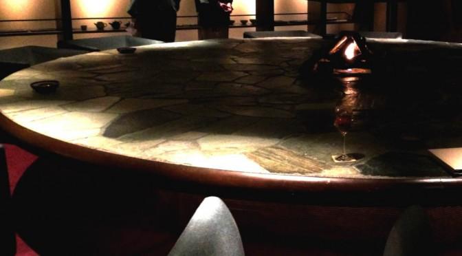 北海道 定山渓第一寶亭留翠山亭、温泉とバーでくつろぎの夜