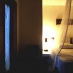 スリランカの邸宅ホテル、離れの部屋で目覚める気持ちのよい朝