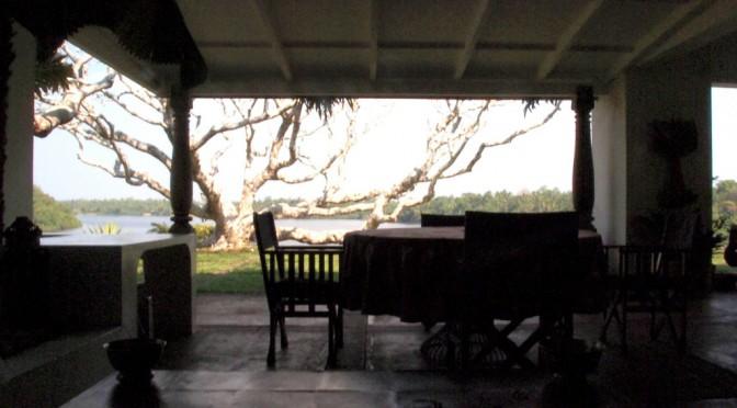 スリランカ、邸宅ホテル ルヌガンガで過ごす一日