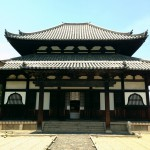 奈良の東大寺 戒壇堂にある傑作彫刻と小さなお茶処でいただくゆば定食