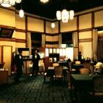 奈良ホテルの名ダイニングルーム、三笠で絶品ディナー