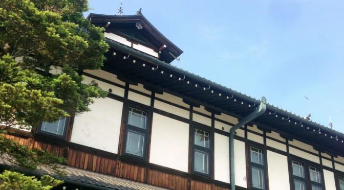 歴史上の人物も愛した、物語のある奈良ホテル