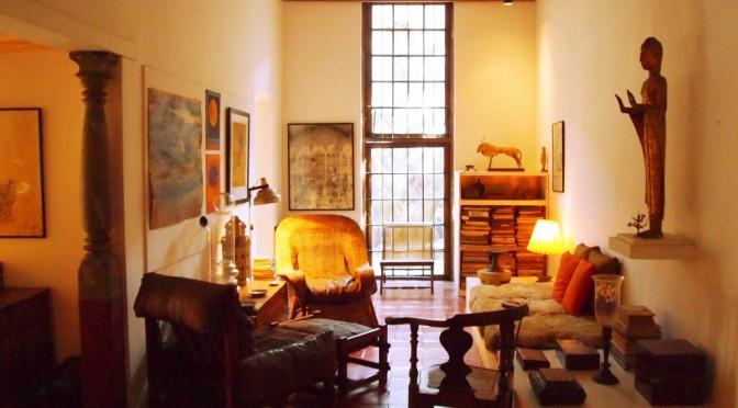 スリランカを代表する建築家ジェフリー・バワの暮らしたセンスのよい家を見学