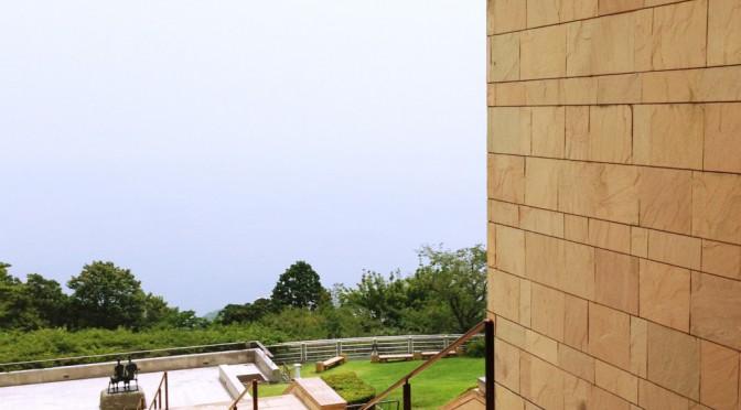 相模灘を一望する静かな場所、MOA美術館へ