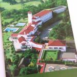 雄大な自然に囲まれた伊豆のクラシックホテル、川奈ホテルへ