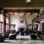 伊豆のクラシックホテル、川奈ホテルで目覚める朝
