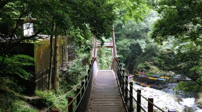 自然のマイナスイオンを浴びに、伊豆の河津七滝巡りへ