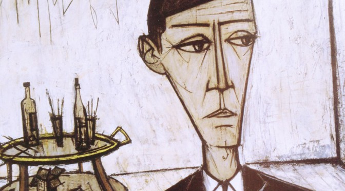 伊豆 クレマチスの丘、暗く強烈なインパクトを与える「ベルナール・ビュフェ美術館」