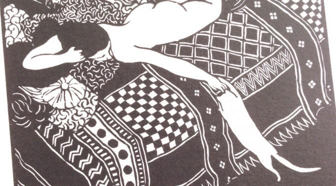 フェリックス・ヴァロットンのユーモアある木版画