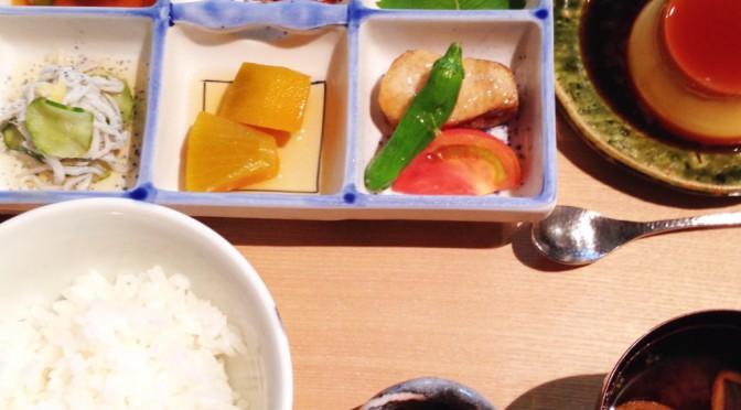 伊豆 クレマチスの丘、アート鑑賞の合間にあっさり美味しい日本料理のお昼のお膳