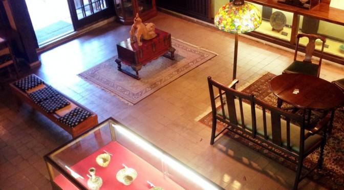 人間国宝 加藤卓男の色彩の美しい陶芸作品を堪能できる幸兵衛窯へ