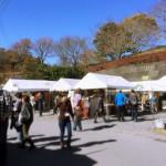 お気に入りの作品を探しに、益子陶器市へ秋晴れのドライブ