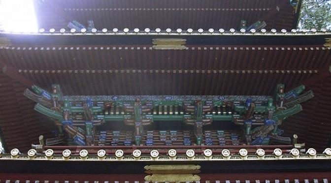 自然に寄り添う神秘的な場所、日光東照宮